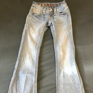 Rock Revivial Jeans Size 24